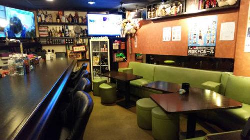 【吉祥寺】Home bar かっし店内画像