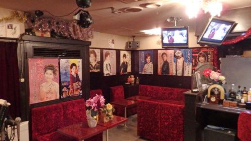 【西武新宿】カラオケパブ街角店内画像