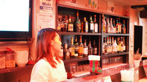 【大井町】Standing Bar MARIANAスタッフ画像