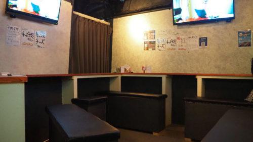 【大井町】Girls bar K2店内画像