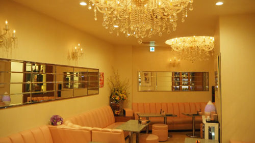 【大森】Lounge Patek店内画像