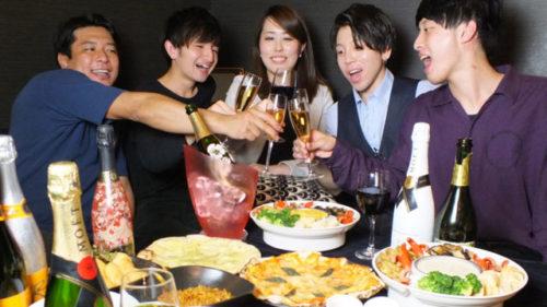 【渋谷】5ive BAR SHIBUYAパーティー画像