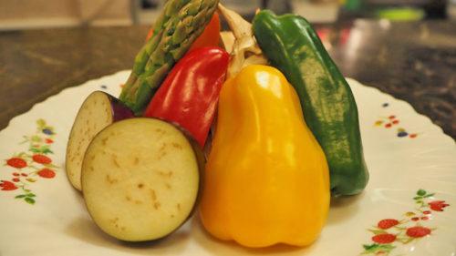 【大井町】らんまん野菜盛り画像
