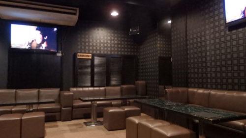 【神楽坂】カラオケバー神楽坂13店内画像