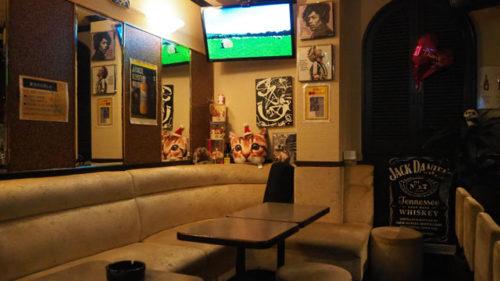 【湯島】湯島's bar Nuts 2nd店内画像