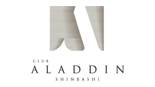 【新橋】CLUB ALADDINロゴ