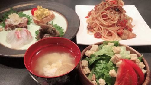 【蒲田】キッチンスナックAliceお料理画像