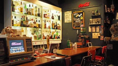 【池袋】chotto bar D4C店内画像